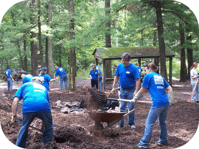 MillerCoors Volunteers